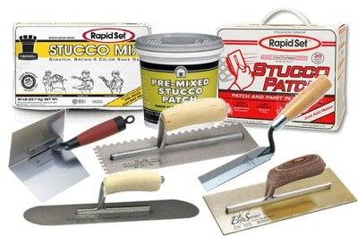 Stucco Repair Kit