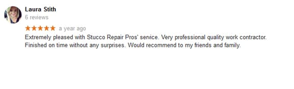 Stucco Repair Jacksonville FL Reviews